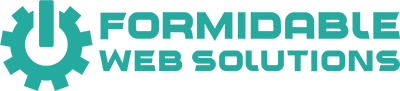Formidable Web Solutions Logo